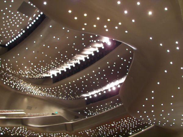 廣州歌劇院聲學設計簡析