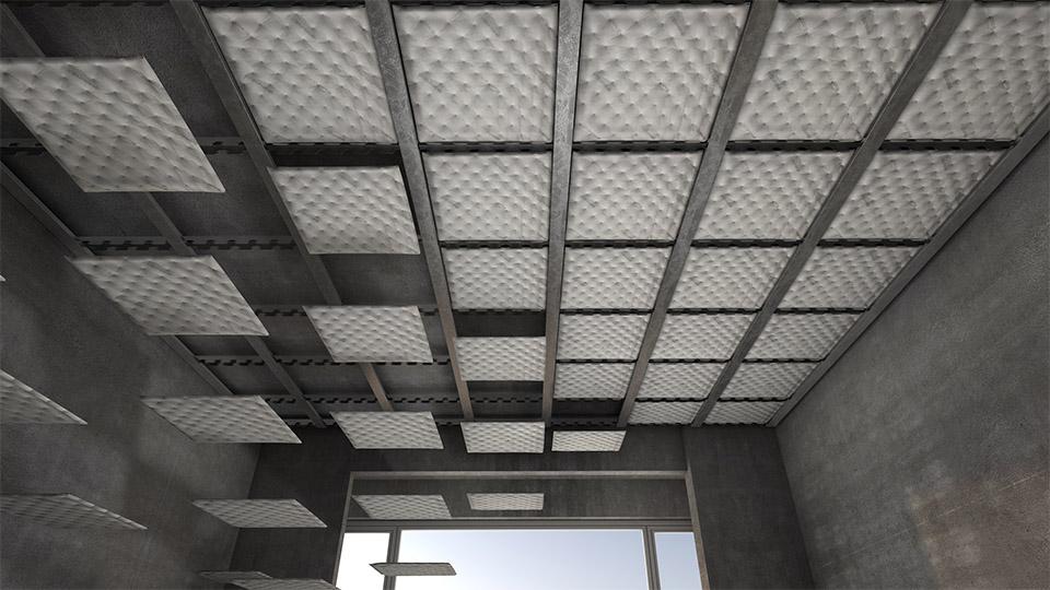 hotel-ceiling installation2
