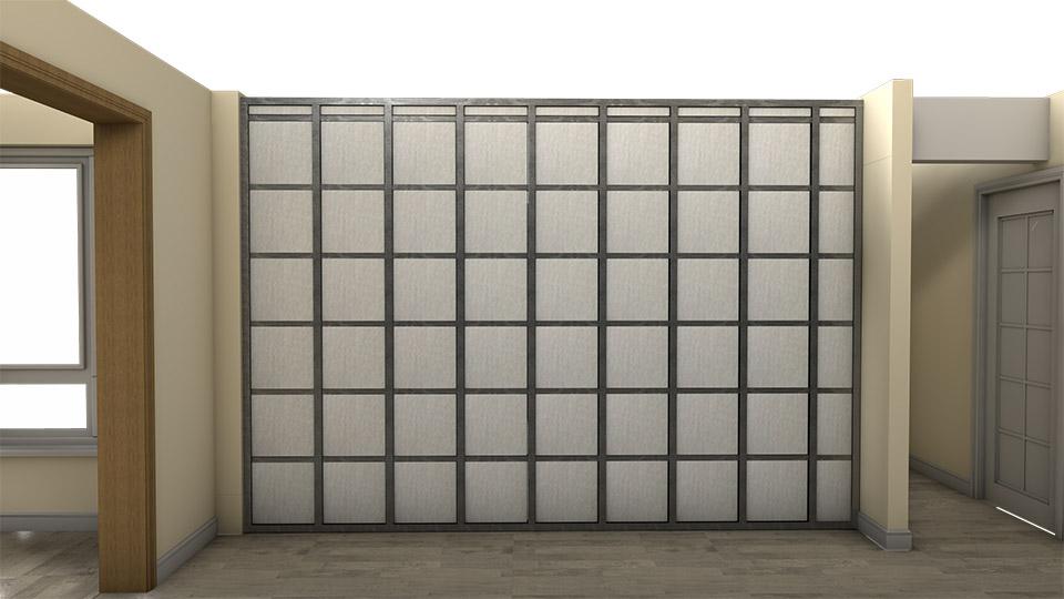 residential-alu wall installation3