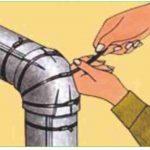 5、对变形进行修正调整后,将固定部分的塑料扣拉紧。